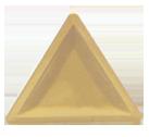 NEW 10 PCS USA TPMR-731 C 5 GRADE  INDEXABLE CARBIDE INSERTS